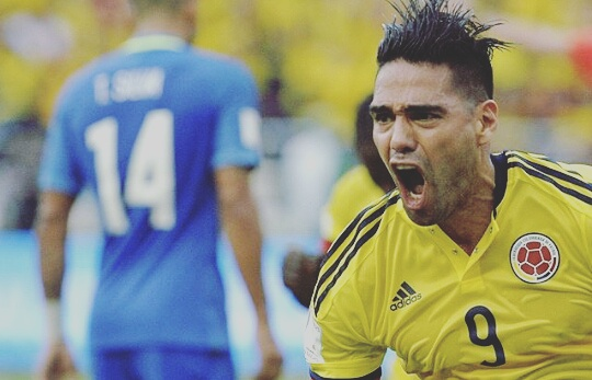 Colombia rescató un Punto ante Brasil y corta su Seguidilla de Victorias