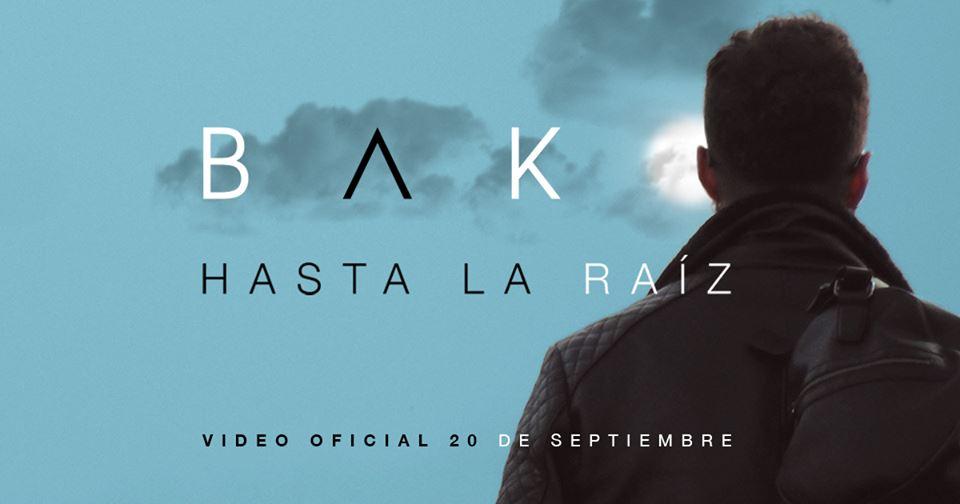 """Bako lanzó el vídeo de su versión de """"Hasta la Raíz"""""""