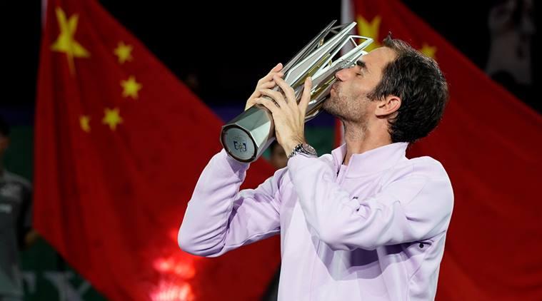 Federer venció a Nadal y es campeón en Shanghai