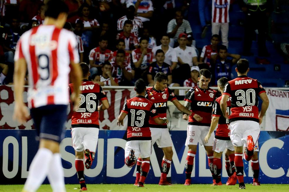 Conmebol Sudamericana: El 'Mengao' hizo fugaz el Sueño Continental de Júnior