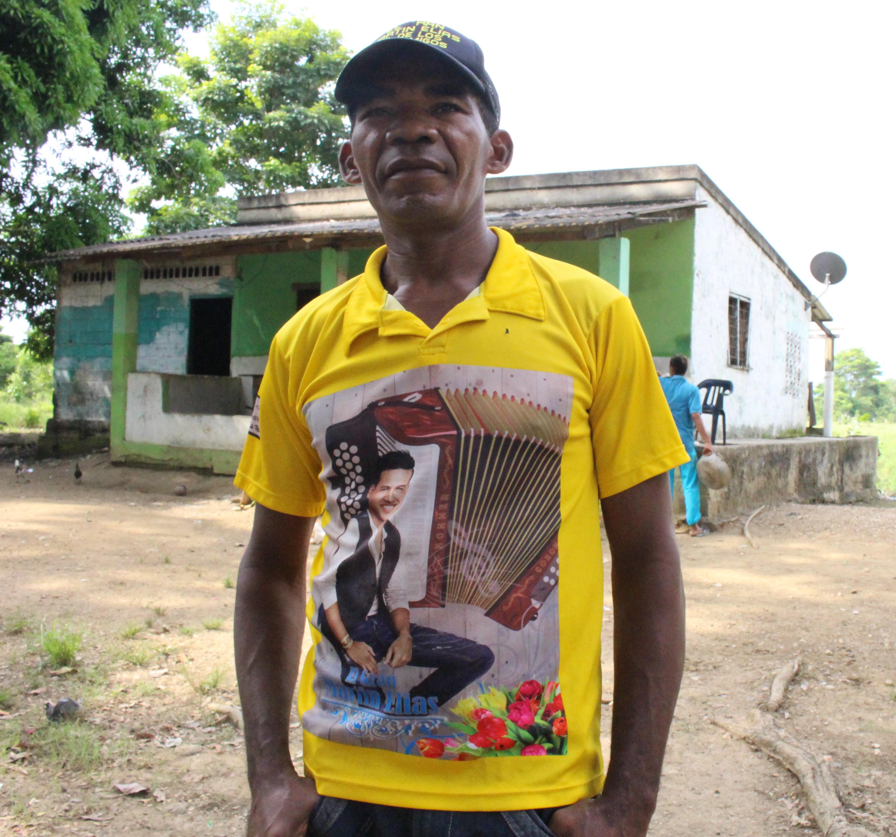 Rodrigo Contreras, único testigo del accidente de 'El Gran Martín Elías'