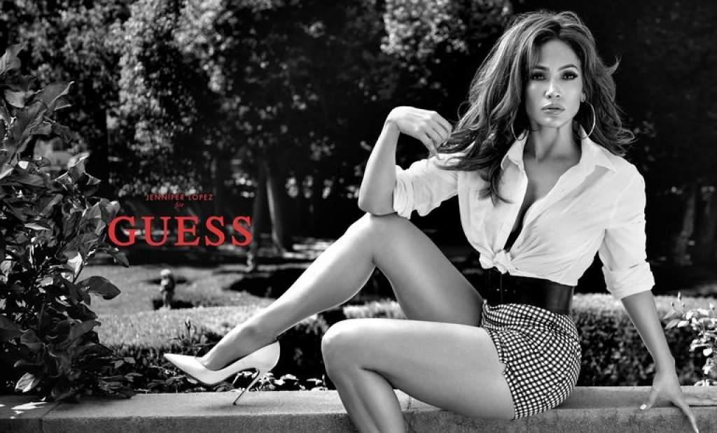 Jennifer López es nueva Imagen de la Casa de Modas GUESS