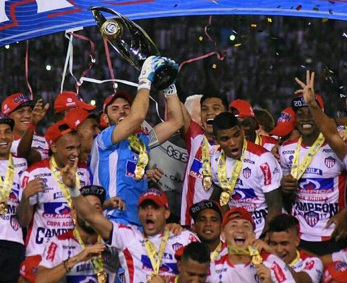 ¡Celébralo Curramba, Junior es campeón de Copa!