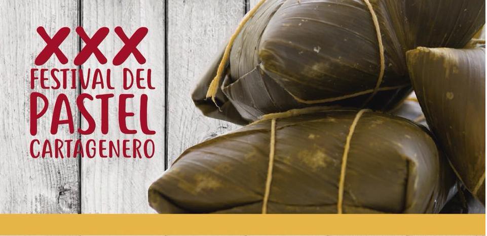 Empezó el XXX festival del pastel Cartagenero.