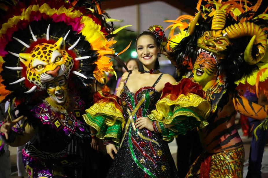Barranquilla disfrutó del Garabato del Country