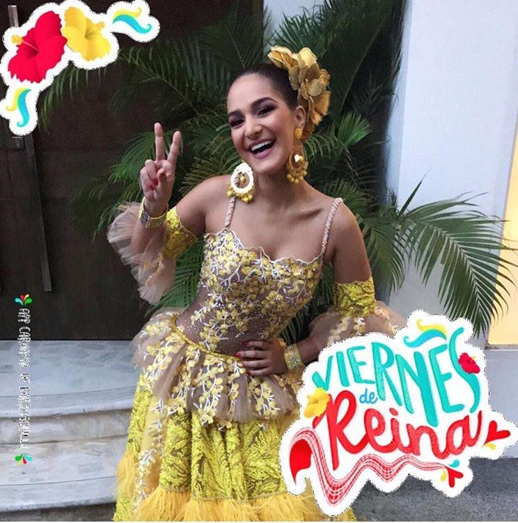 #100teteMásReina Viernes de Reinas