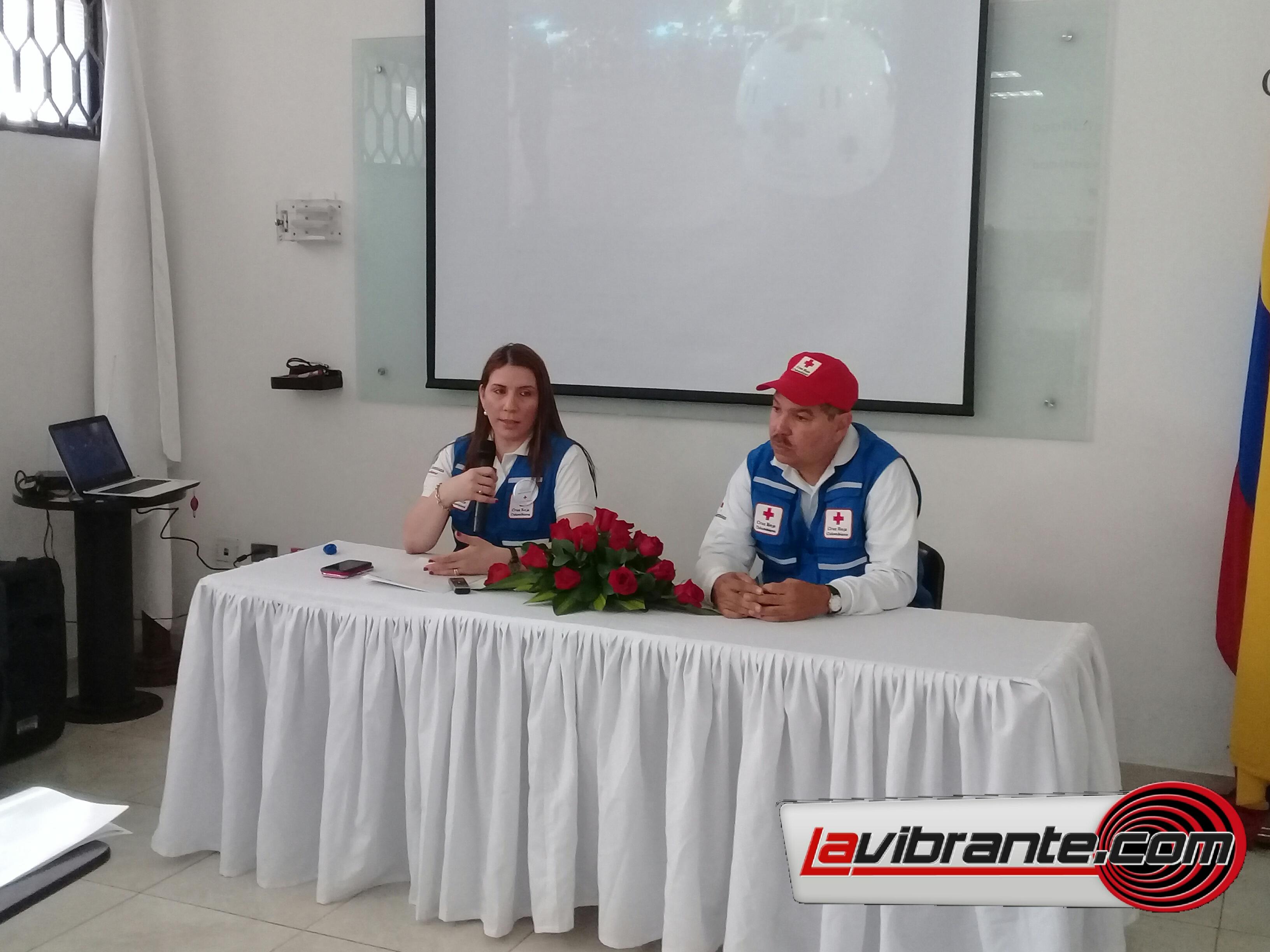 Cruz Roja Colombiana estará Presente en el Carnaval de Barranquilla 2018