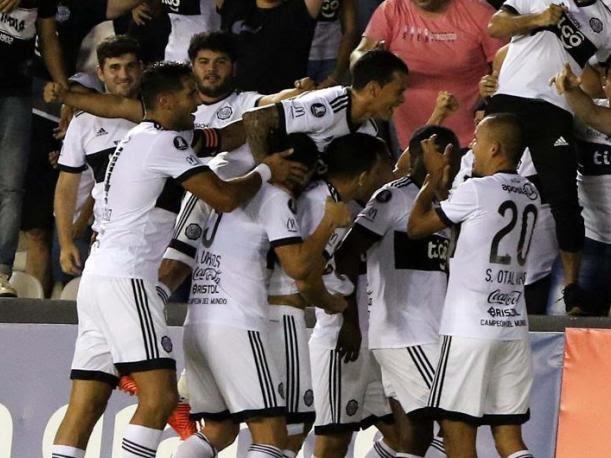 Conmebol Libertadores: Olimpia pega Primero en llave frente a Junior