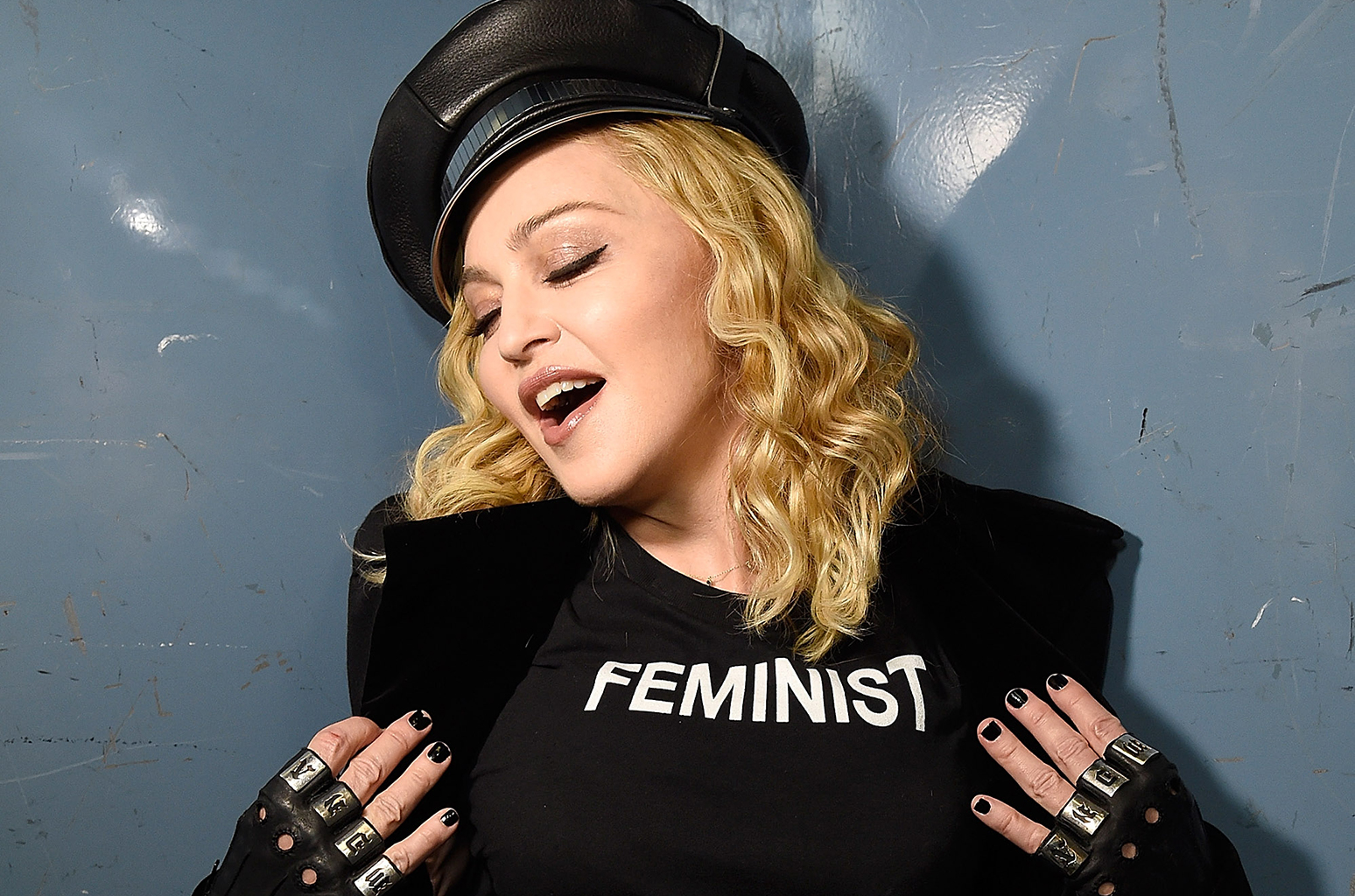 Madonna se estrena como directora en película sobre Michaela DePrince