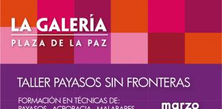Pieza redes Payasos sin fronteras