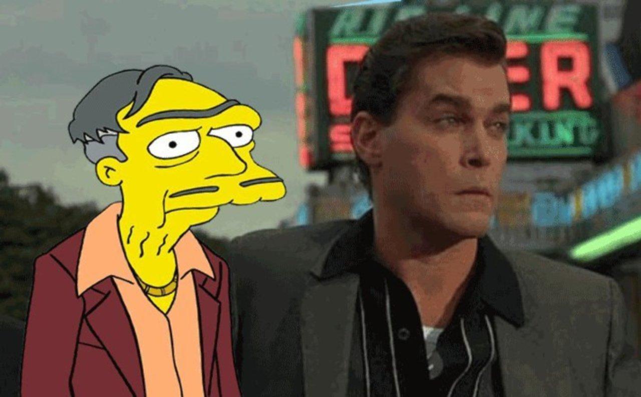 Los Simpsons: Así luce Morty Szyslak, el padre de Moe