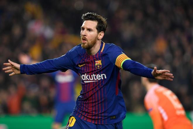 """Champions League: Dios """"salvó al rey"""" y el Barcelona se posiciona en Cuartos"""