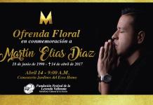 Invitación acto Martín Elías