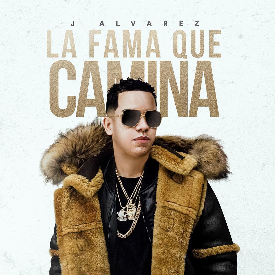 J Álvarez ha lanzado oficialmente su nuevo disco
