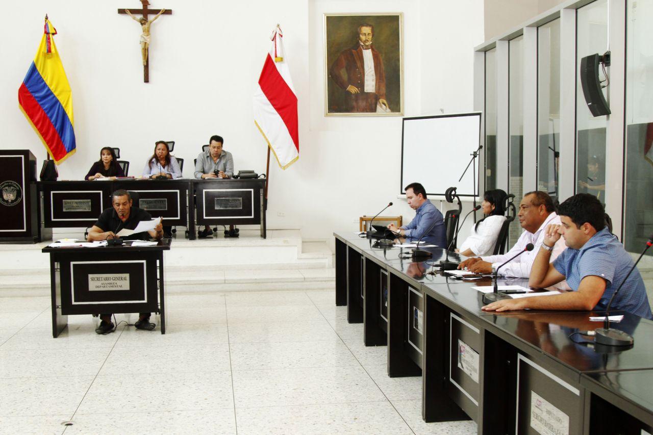 Asamblea aprobó la política pública para la cooperación internacional del Atlántico