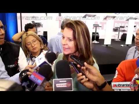 Martha Lucía Ramírez opinó sobre el Debate Presidencial en Barranquilla