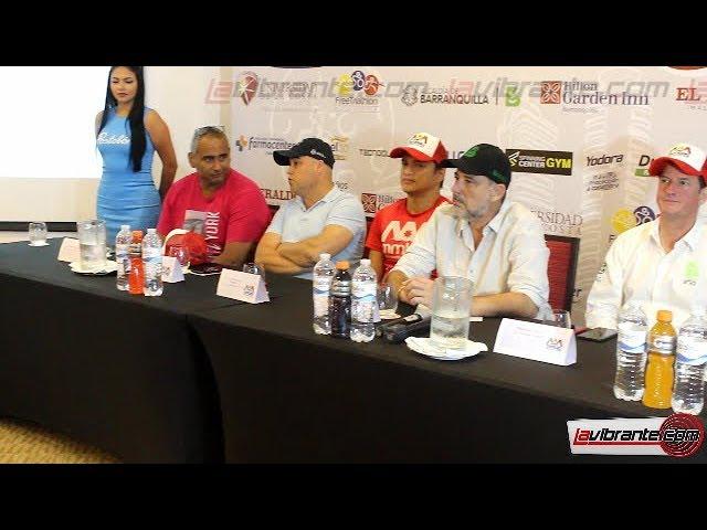 Lanzamiento de la Media Maratón de Barranquilla 2018