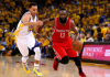 Warriors- Houston Rockets - la vibrante