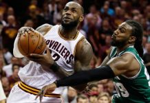Celtics vs. Cavaliers-comienzan las finale- lavibrante