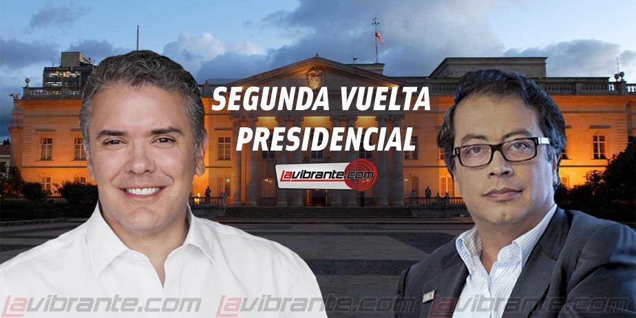Colombia se prepara para una segunda vuelta sin precedentes en la historia