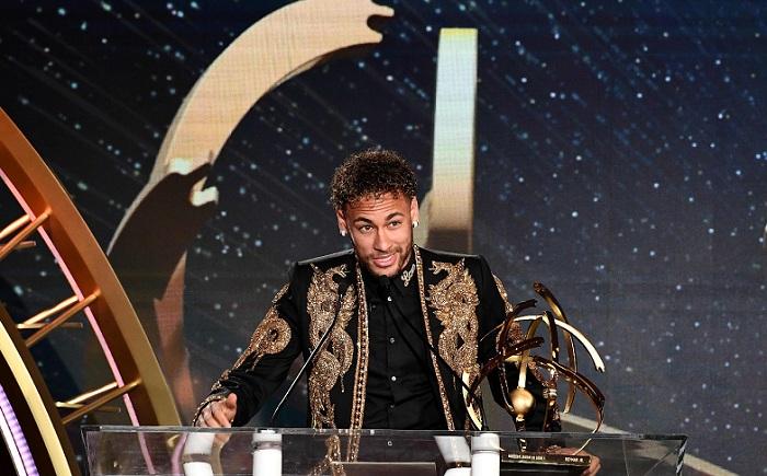 Neymar - lavibrantre