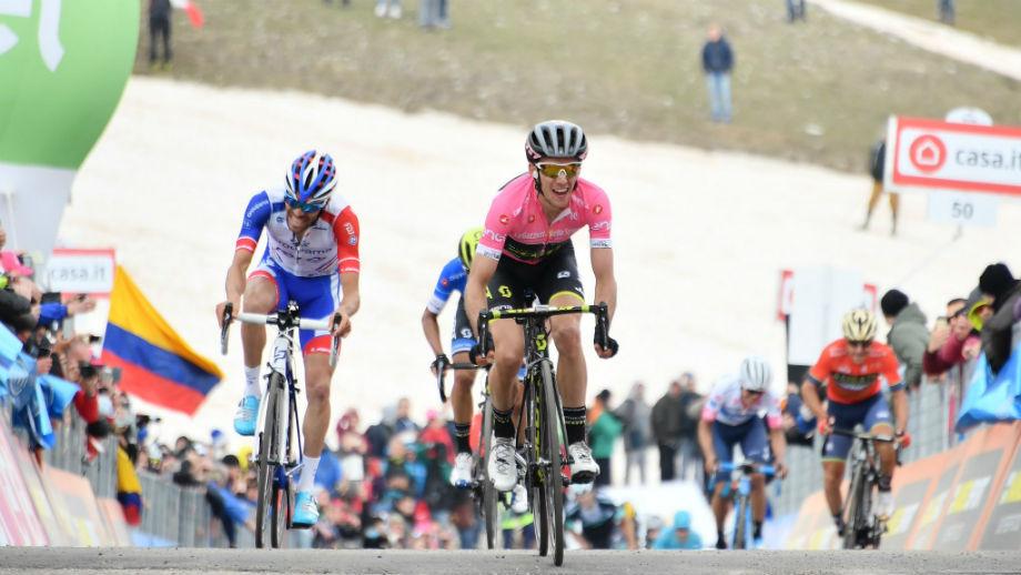 Yates - Giro de Italia- lavibrante