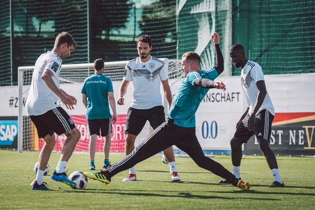 Las prohibiciones de Alemania en el Mundial