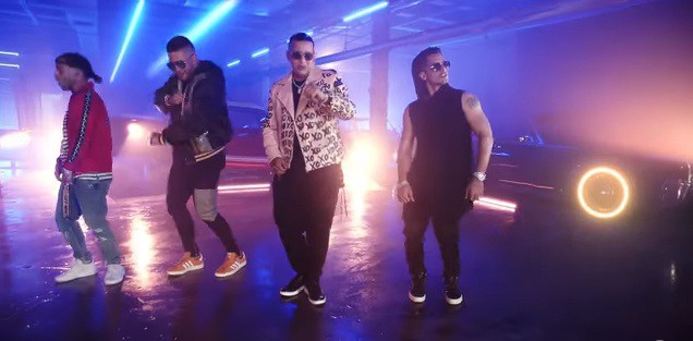"Daddy Yankee lanza su nuevo trabajo discográfico ""Zum Zum"""