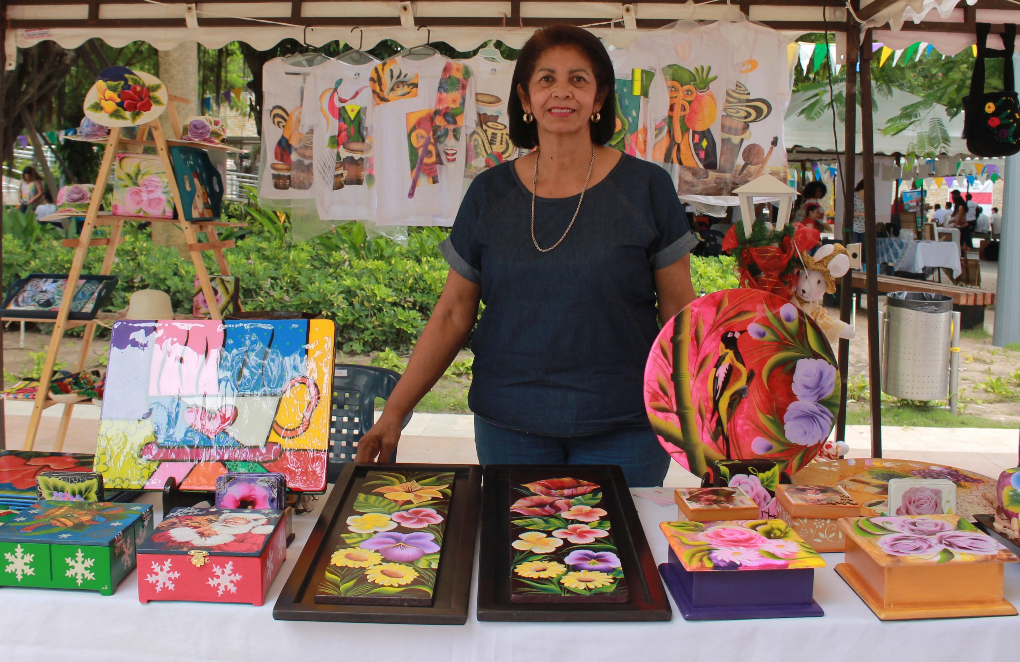Vuelve feria de emprendimiento cultural el jard n m gico a for El jardin magico