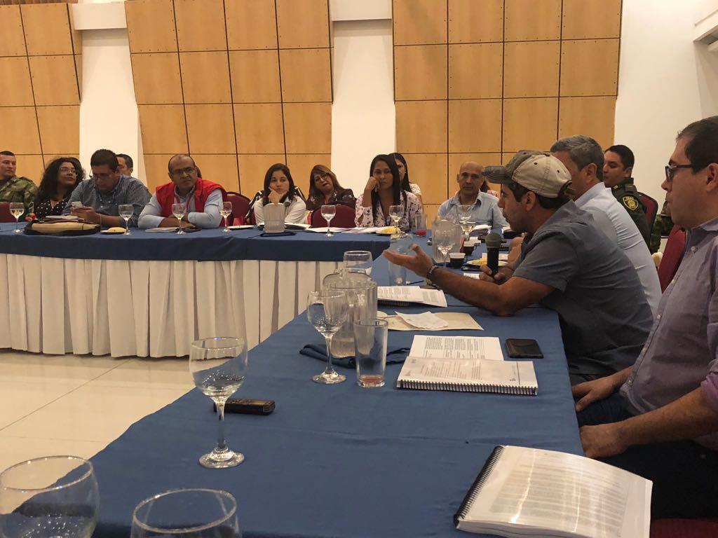 Unidad para las Víctimas y Alcaldía de Barranquilla fijan recursos para garantizar atención a las Víctimas