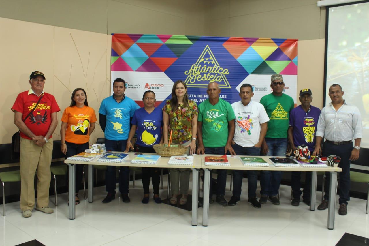 Sigue la Ruta de Festivales con 'Atlántico Festeja'