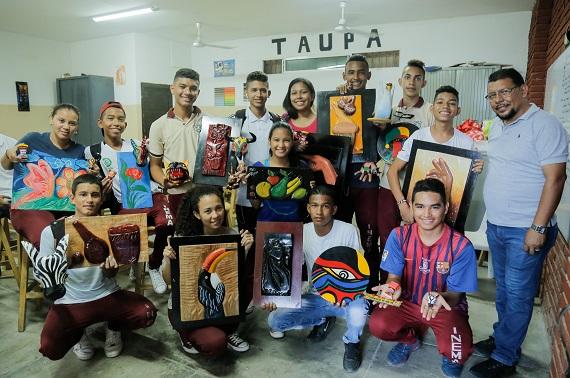 Desde el aula, en Galapa se preserva la tradición ancestral
