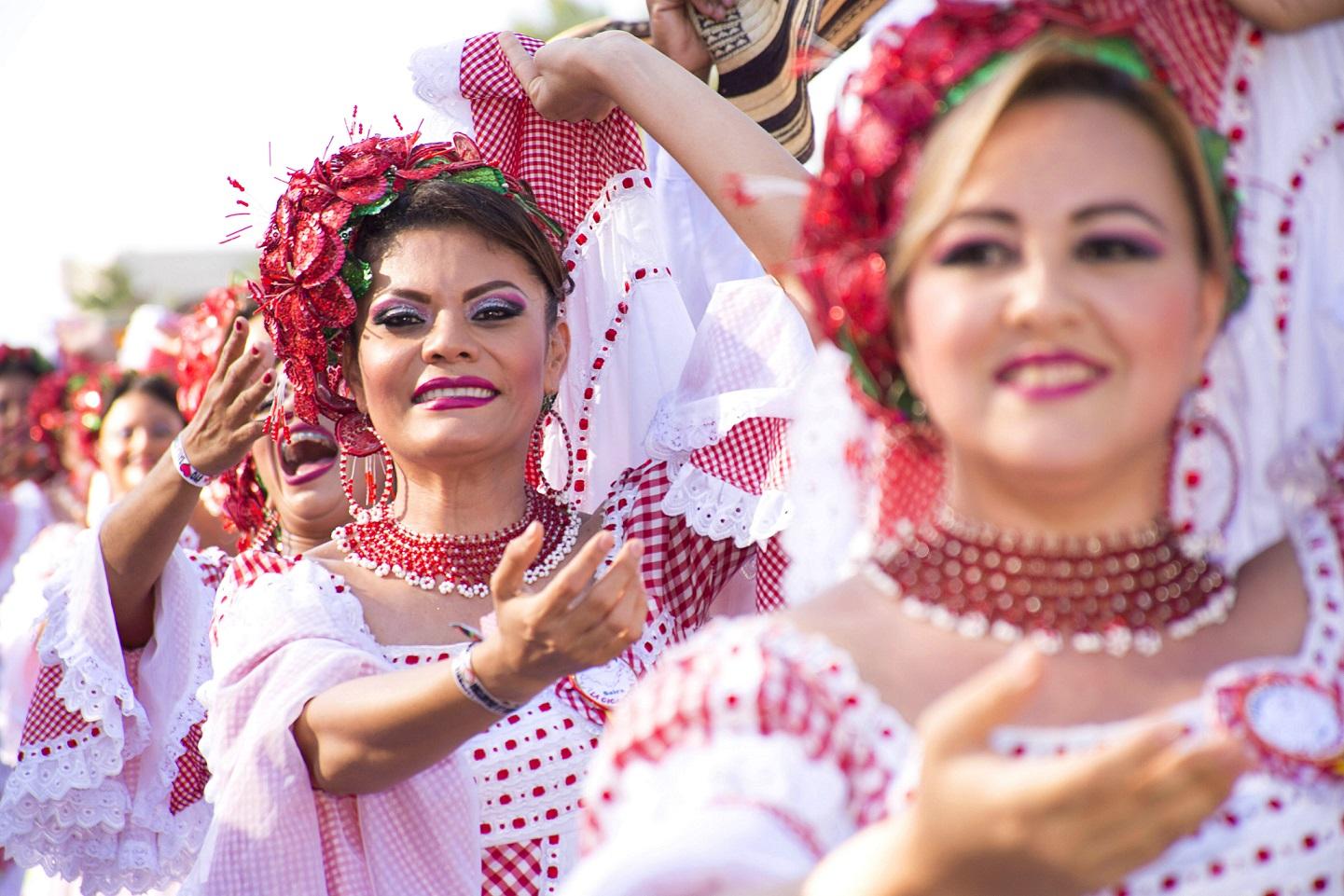Carnaval de Barranquilla llega esta semana a Cartagena, Montería y Neiva