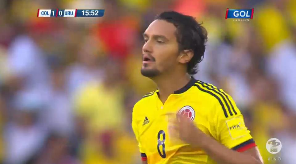 Abel Aguilar, el primer jugador descartado para el partido ante Senegal