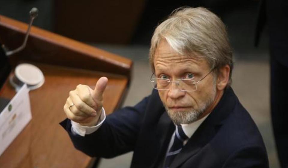 Antanas Mockus y el mensaje para Colombia.