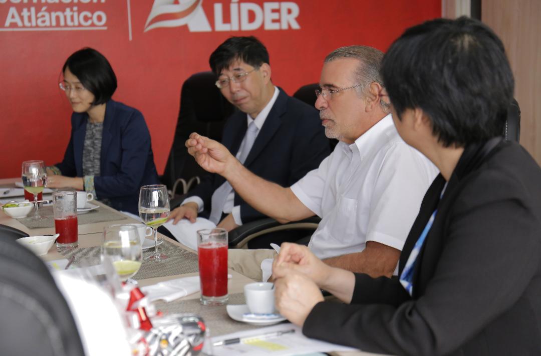 Educación, cultura, comercio y tecnología temas en agenda de cooperación entre Jiangsu y Atlántico