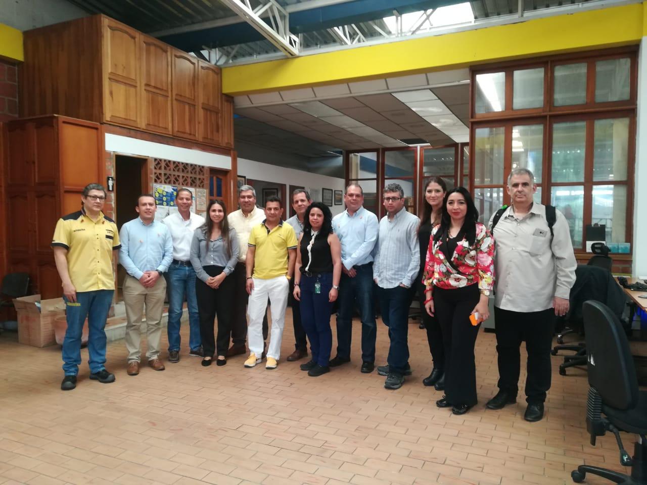 Empresarios y Alcaldía de Soledad, en alianza  para  fortalecer clúster de metalmecánica