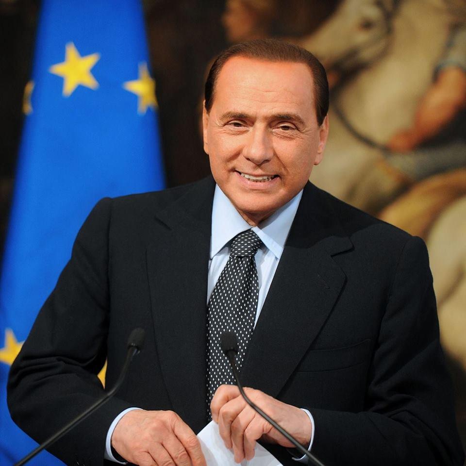 Berlusconi: «Como milanista, la contratación de Cristiano es terrible»