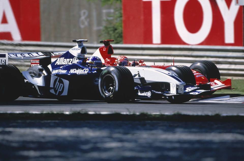 La primera pole de Montoya en Fórmula 1