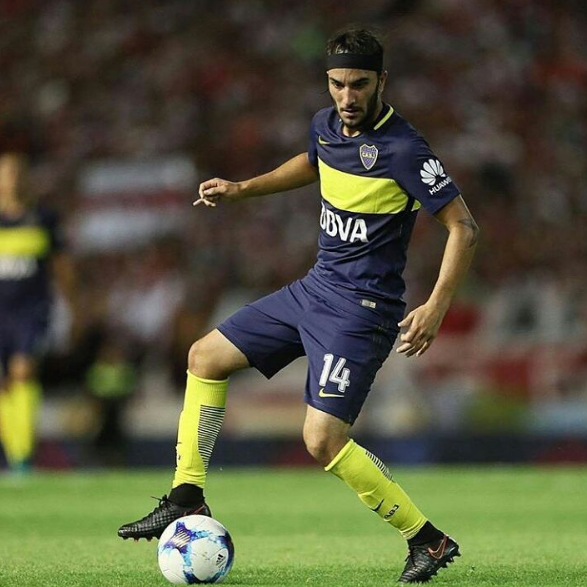 Sebastián Pérez y la oportunidad de brillar en Boca Juniors de la mano de Russo