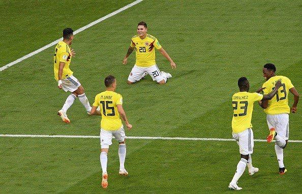 Quintero consiguió la segunda mejor anotación del Mundial
