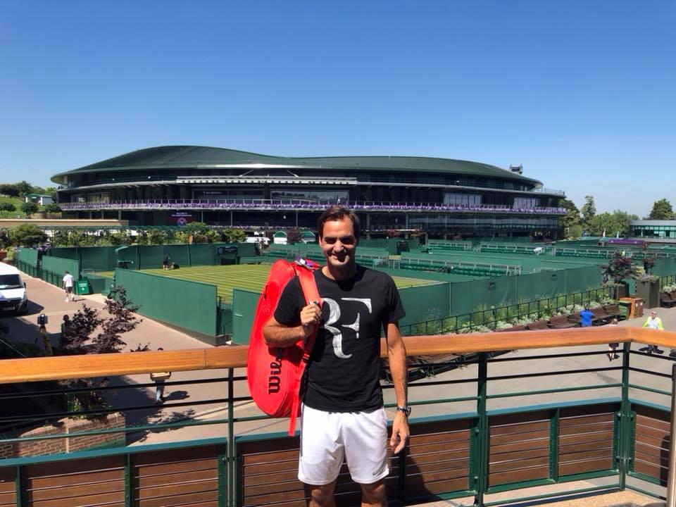 Wimbledon 2018: Federer y un millonario contrato con Uniqlo