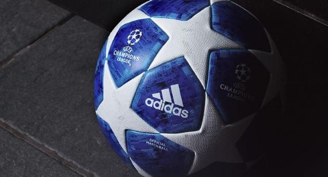 El balón de la UEFA Champions League para la temporada 2018/2019