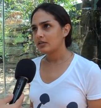 """""""El Gobernador Verano no ha aportado ni un peso, no se que carajos le pasa"""", Directora del Zoológico de Barranquilla"""