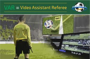 EL VAR será protagonista en las Copas continentales de CONMEBOL