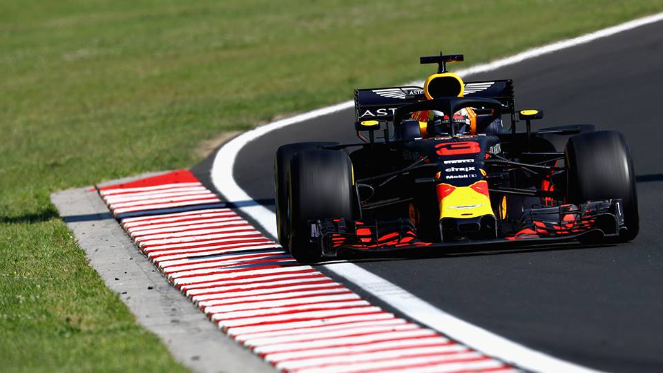 Fórmula 1: la puja por el segundo asiento en la escudería Red Bull Racing