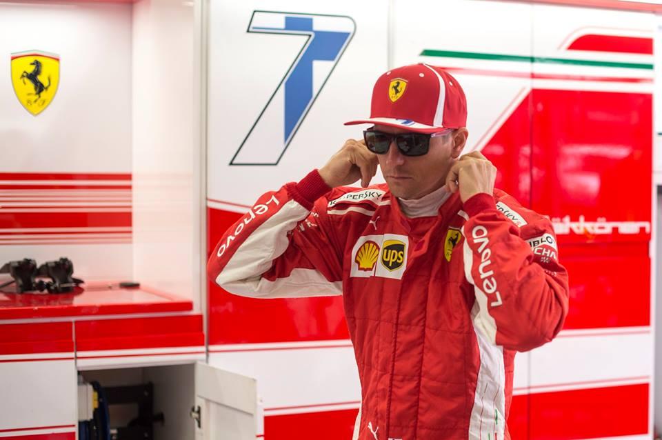 Fórmula 1: Kimi Raikkonen seguiría en Ferrari un año más