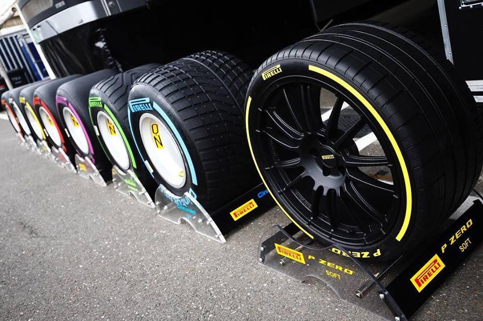 Los neumáticos de la Fórmula 1 para el 2020