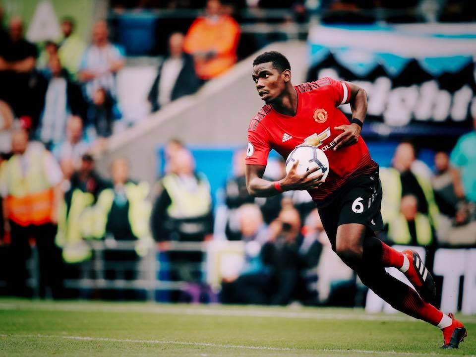 La estrategia del Manchester United para retener a Pogba