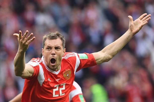 De futbolista a voz de GPS: la historia de Artem Dzyuba